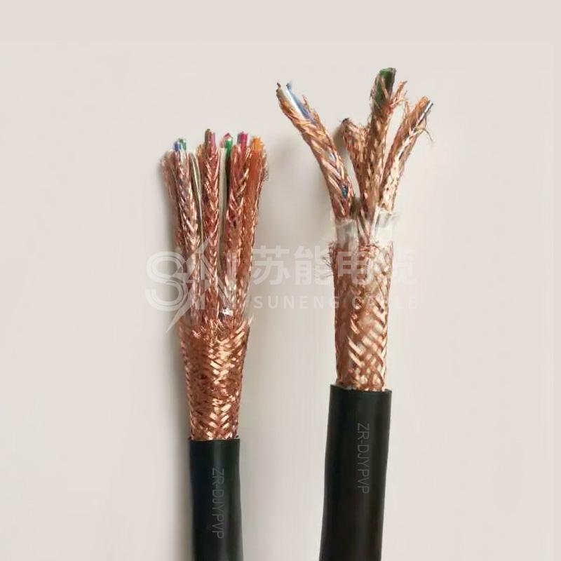 阻燃计算机电缆 ZR-DJYPVP